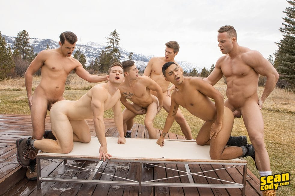 Gay Studs Outdoors